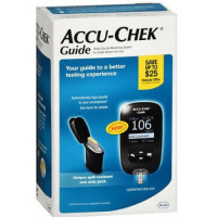 ACCU-CHEK Guide Blood Glucose Monitoring System 1 ea [365702702042]