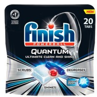 Finish Quantum, with Baking Soda  20 ea [051700983100]