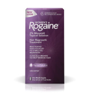 Rogaine Women's Unscented 2 oz [312547780209]