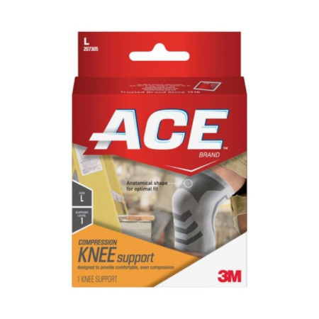ACE Knee Brace Large 1 Each [051131198180]