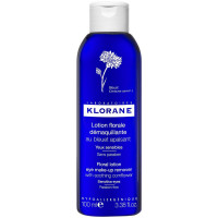 Klorane Eye Make-Up Remover with Soothing Cornflower 3.38 oz [3282779063159]