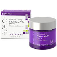 Andalou Naturals BioActive 8 Enzyme Mask, Berries 1.7 oz [859975002256]