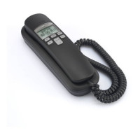VTech Trimstyle Phone with Caller ID  CD1113 ,  Black 1 ea [735078021816]