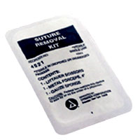 Dynarex Suture Removal Kit-Sterile  1 ea [616784452128]