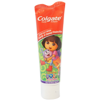 Colgate Toothpaste Stand-Up Tube Dora The Explorer 4.60 oz [035000525444]