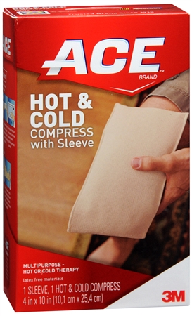 ACE Hot and Cold Compress Reusable 1 Each [382902075189]
