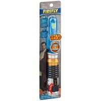 Firefly Star Wars Obi-Wan Kenobi Lightsaber Toothbrush, Soft 1 ea [672935647898]
