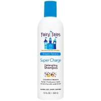 Fairy Tales Super-Charge Detangling Shampoo 12 oz [812729005019]