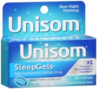 Unisom SleepGels 32 Caps [041167001332]