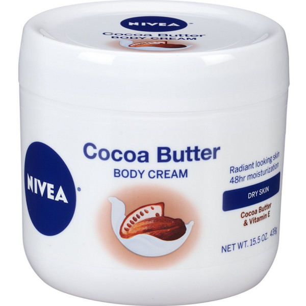 Nivea body butter