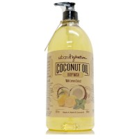 Urban Hydration Coconut Oil Body Wash with Lemon Extract 32 oz [819793019553]