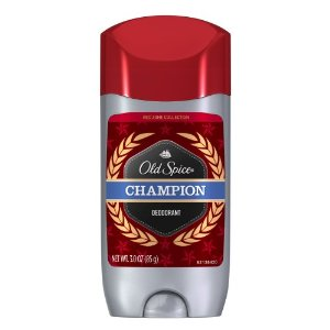 Old Spice Red Zone Collection Deodorant Solid, Champion 3 oz [012044038079]