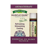 Nature's Truth Muscle Ease Essential Oil Blend, 0.33 oz  [840093104519]