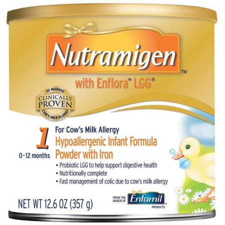 Enfamil Nutramigen with Enflora LGG Powder Formula 12.60 oz [300871239418]