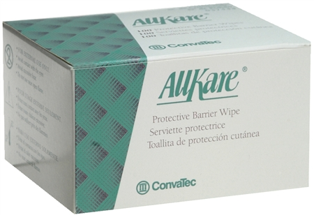 ConvaTec AllKare Protective Barrier Wipes 37444 100 Each [768455107612]