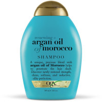 OGX Moroccan Argan Oil Renewing Shampoo 13 oz [022796916112]