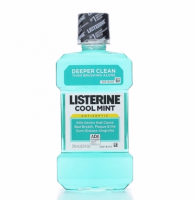 Listerine Antiseptic, Cool Mint 250 mL [312547427203]