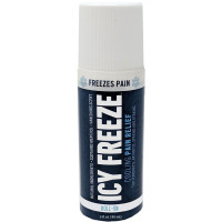 Icy Freeze Naturally Cool Pain Relief Roll-On 3 oz [713012685133]