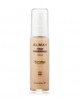 Almay Clear Complexion Makeup, Naked [300] 1 oz [309974947039]