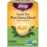 Yogi Tea Simply Decaf Green 16 ea [076950450417]