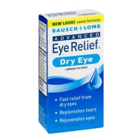 Bausch & Lomb Advanced Eye Relief Dry Eye Lubricant Eye Drops 1oz [310119020104]