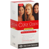 Color Oops Hair Color Remover, Extra Strength 1 ea [857169101020]