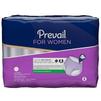 Prevail Maximum Absorbency Incontinence Underwear for Women, Extra Large - 16 ea [090891900268]