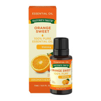 Nature's Truth Sweet Orange Aromatherapy Essential Oil, 0.51 oz [840093103123]