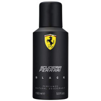 Scuderia Ferrari Black Deodorant Spray 5.0 oz [8002135112124]