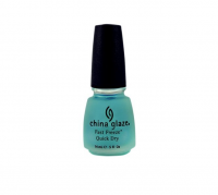 China Glaze Fast Freeze Quick Dry Nail Polish 0.50 oz [019965889117]