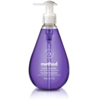 Method Gel Hand Wash, French Lavender 12 oz [817939000311]