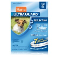 Hartz Mountain Corp. UltraGuard Reflecting Flea & Tick Collar for Dogs and Puppies 1 ea [032700028985]
