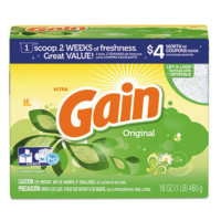 Gain Powder Laundry Detergent, Original 15 Loads 16 oz [037000278313]