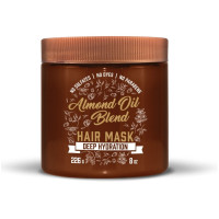 Aveeno Almond Oil Blend Hair Mask, Deep Hydration 8 oz [052800673205]
