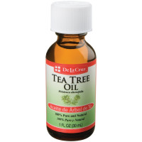 De La Cruz Tea Tree Oil 1 oz [024286152512]