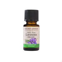 Nature's Answer  Esstl Oil Organic Lavender  0.5 oz [083000266409]