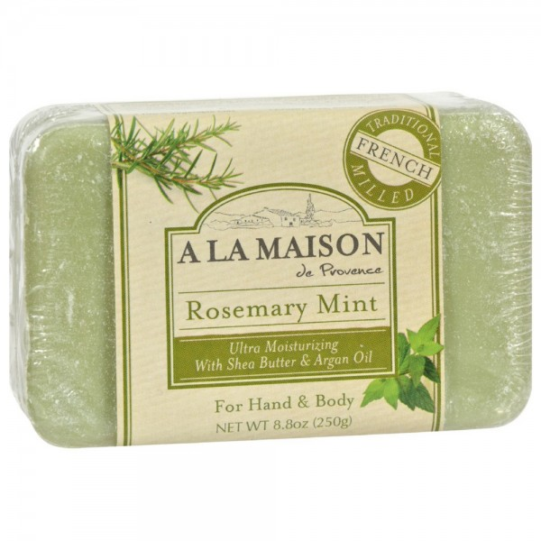 A la maison hand body bar soap rosemary mint oz for A la maison soap review