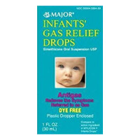 Major Infant Gas Relief Major 40 mg  06 mL Strength Drop - 1 oz / 30 mL [309045894309]