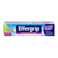 Effergrip Denture Adhesive Cream 2.50 oz [814832010317]