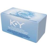 K-Y Extra Lubricated Latex Condoms, Discreetly Packaged With Extra Lubrication For Comfort & Smoothness, Natural Fit For Him & Ultra Thin 24 ea [067981087185]