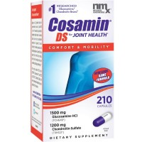 Cosamin DS For Joint Health Dietary Supplement, 210 Capsules [755970808414]