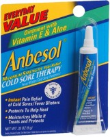 Anbesol Cold Sore Therapy Ointment 0.33 oz [305730246255]