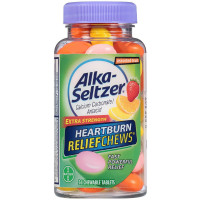 Alka-Seltzer Heartburn ReliefChews Chewable Tablets, Assorted Fruit 36 ea [016500554264]