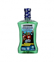 Listerine Smart Rinse, Mint Shield 16.9 oz [312547113250]
