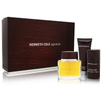 Kenneth Cole Signature Men's 3-piece Gift Set 1 ea [608940555316]