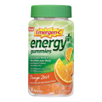 Emergen-C Energy Gummies For Mind and Body,  30 ea [076314510887]