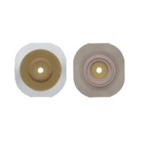 "Colostomy Barrier FlexTend Trim to Fit Extended Wear Tape 214"" Flange Red Code Hydrocolloid Up to 112"" Stoma [610075148035]"