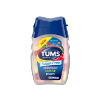 TUMS Extra Strength Antacid Sugar Free Melon Berry Chewable Tablet, 80 ea  [307667388725]