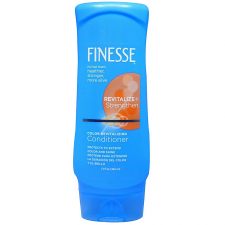 Finesse Revitalize + Strengthen , Color Revitalizing Conditioner 13 oz [067990501474]