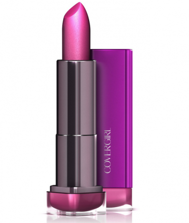 Cover Girl  Colorlicious Lipstick, Spellbound [325] 0.12 oz [046200001478]